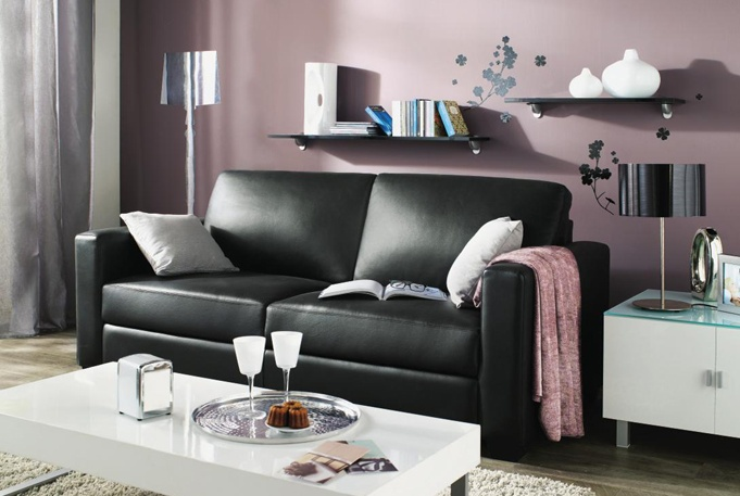 4 regles pour choisir la couleurs de nos murs eazyhome. Black Bedroom Furniture Sets. Home Design Ideas